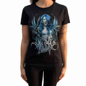 Alissa White-Gluz, Girlie Shirt