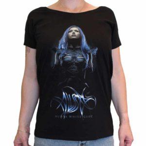 Alissa White-Gluz, Oversize Girlie Shirt, Lightning