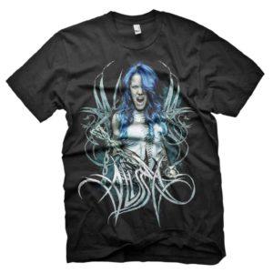 Alissa White-Gluz, T-Shirt