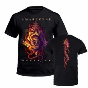 Amaranthe, T-Shirt, Momentum