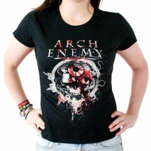 Arch Enemy, Girlie, Evil