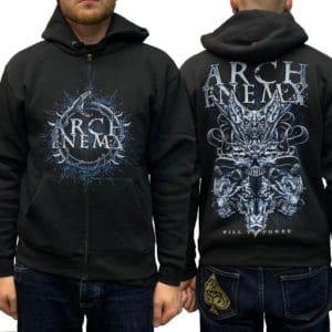 Arch Enemy, HoodZip, BAT