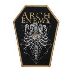 Arch Enemy, Patch, Coffin cut