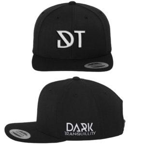 Dark Tranquillity, 5-Panel Snapback Cap, Logo