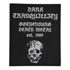 Dark Tranquillity, Aufnäher, est.1989