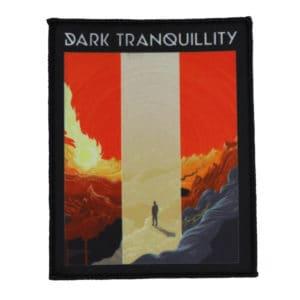 Dark Tranquillity, Aufnäher, Moment