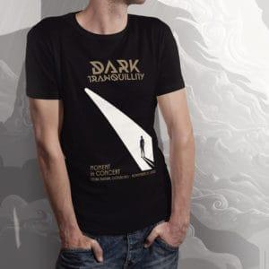 Dark Tranquillity, Moment in Concert, T-Shirt #1