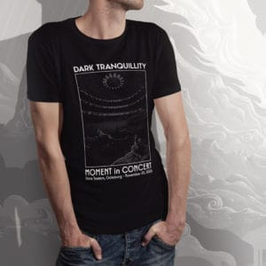 Dark Tranquillity, Moment in Concert, T-Shirt #2
