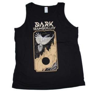 Dark Tranquillity, Muscle Shirt, Raven