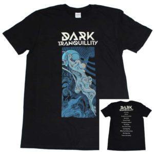 Dark Tranquillity, T-Shirt, Atoma