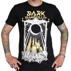 Dark Tranquillity, T-Shirt, Festival 2015