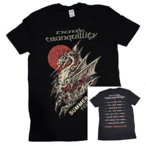 Dark Tranquillity, T-Shirt, Festivals 2016