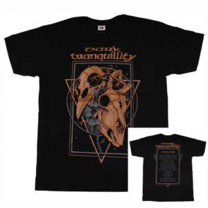 Dark Tranquillity, T-Shirt, Festivals 2019