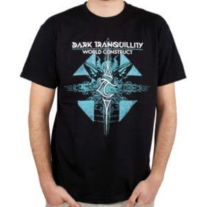 Dark Tranquillity, T-Shirt, World Tour 2013