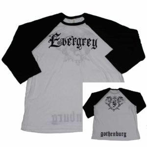 Evergrey, Baseball Shirt