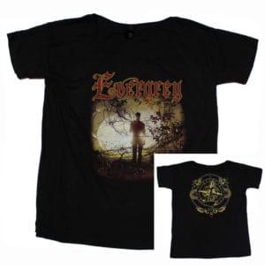 Evergrey, Girlie-Shirt, Currents