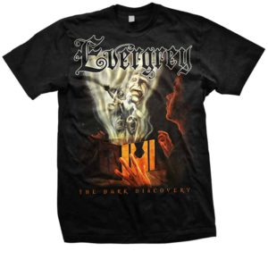 Evergrey, T-Shirt, Discovery
