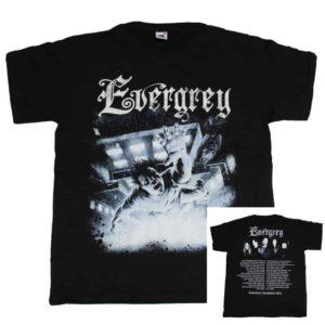 Evergrey, T-Shirt, Glorious Tour 2011
