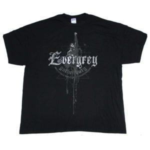 Evergrey, T-Shirt, I Want To Travel
