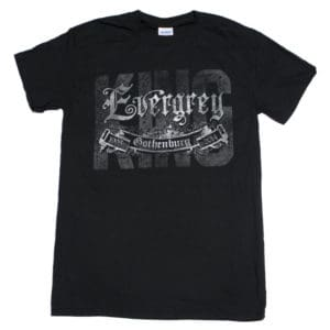 Evergrey, T-Shirt, King Gothenburg est. 1995-2014