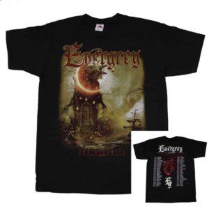 Evergrey, T-Shirt, Tour 2019