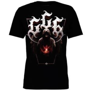 GG6, T-Shirt, Resurrection
