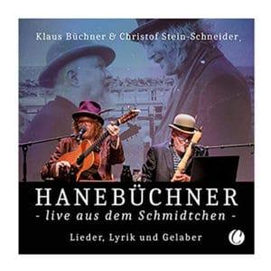 Hanebüchner, CD, Live aus dem Schmidtchen