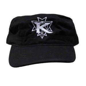 Kamelot, Basecap, Logo