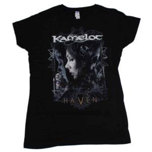Kamelot, Girlie Shirt, Haven