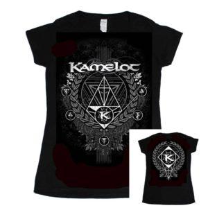 Kamelot, Girlie Shirt, Lines