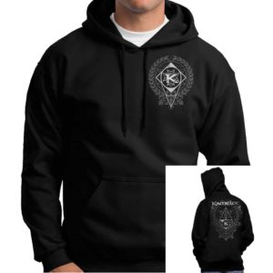 Kamelot, Hooded Sweater, Lines