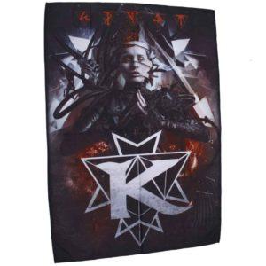 Kamelot, Poster-Fahne