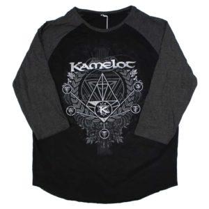 Kamelot, Raglan Shirt, Lines