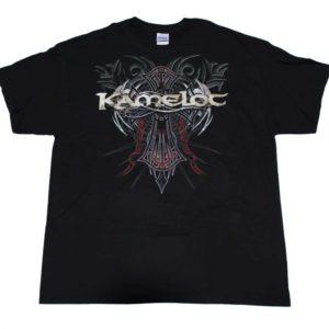 Kamelot, T-Shirt, Cross Tribal