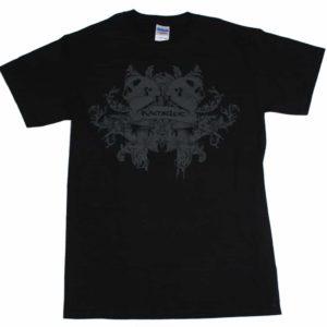 Kamelot, T-Shirt, Double Skull