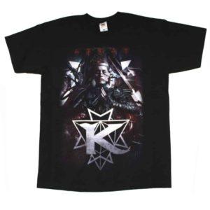 Kamelot, T-Shirt, Flag
