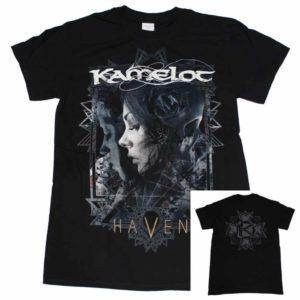 Kamelot, T-Shirt, Haven with K Kross