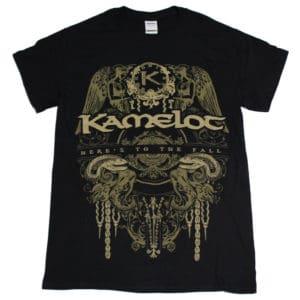 Kamelot, T-Shirt, Snakes