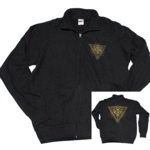 Kamelot, Zip-Jacket, Tri Logo