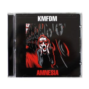 KMFDM, CD, Amnesia