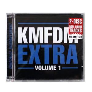 KMFDM, CD, Extra Vol 1