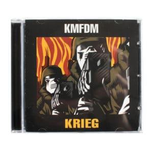 KMFDM, CD, Krieg