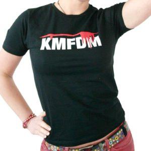KMFDM, Girlie, Blood Logo