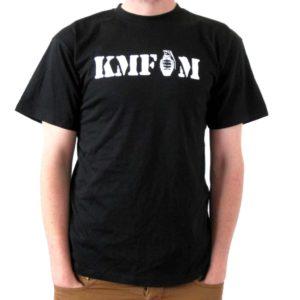 KMFDM, T-Shirt, Granate