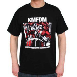KMFDM, T-Shirt, WDYKD