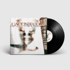 Lacuna Coil, EP, Half Life, black vinyl