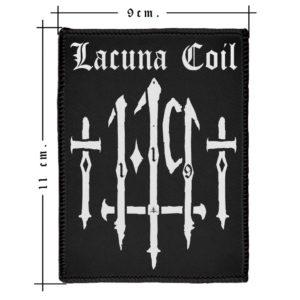 Lacuna Coil, Patch, 119