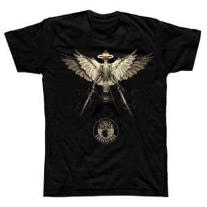 Metal Against Coronavirus, T-Shirt, Matt Cavotta