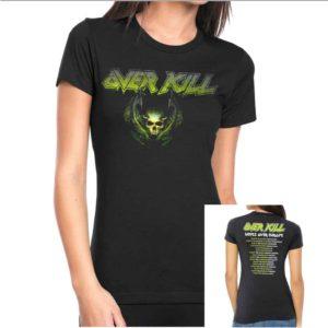 Overkill, Girlie-Shirt, Tour Spring 2019