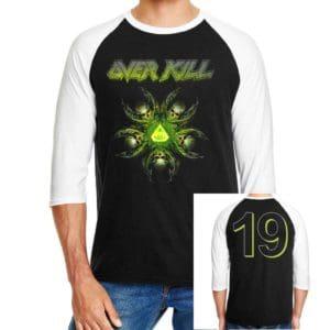 Overkill, Raglan-Shirt, 19